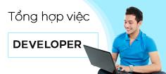 Tuyển dụng Developer tháng 7/2017