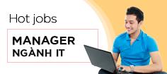Tuyển dụng manager ngành IT